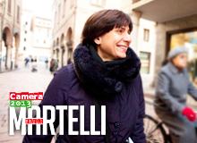 Giovanna Martelli – Camera 2013